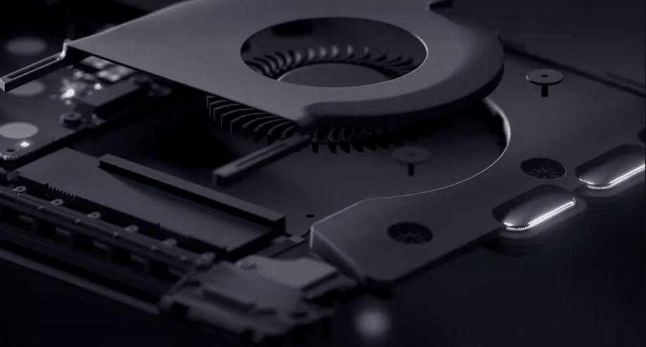 MacBook Air and MacBook Pro fan
