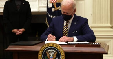 President Biden approvals
