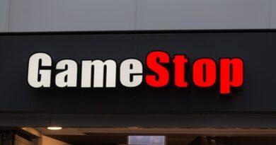 GameStop CFO