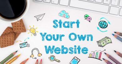 How to Start your Blog