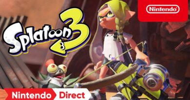 Splatoon 3 is coming