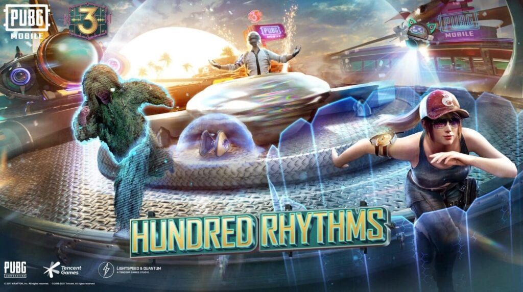 Pubg hundred rhythms