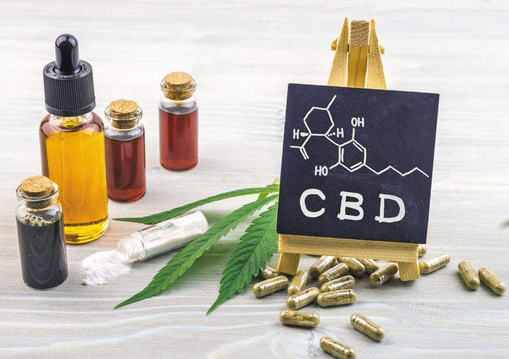 3 best CBD Products