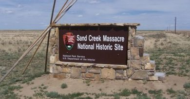 A Deadly Attack on a peaceful Cheyenne village by Colorado Militia