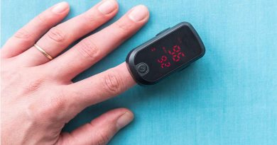Pulse Oximeter at Home