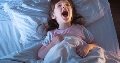 Understanding children and their nightmares