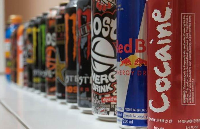 Which of the following is true about Energy Drinks and mixers