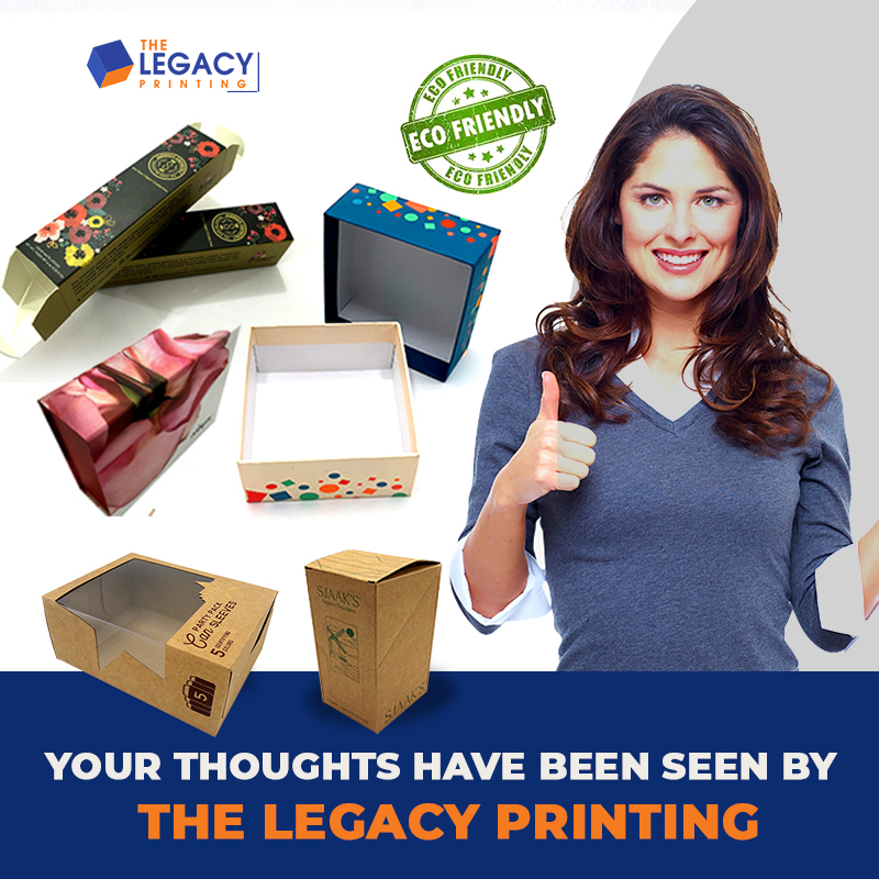 YOUR THOUGHTS HAVE BEEN SEEN BY THE LEGACY PRINTING