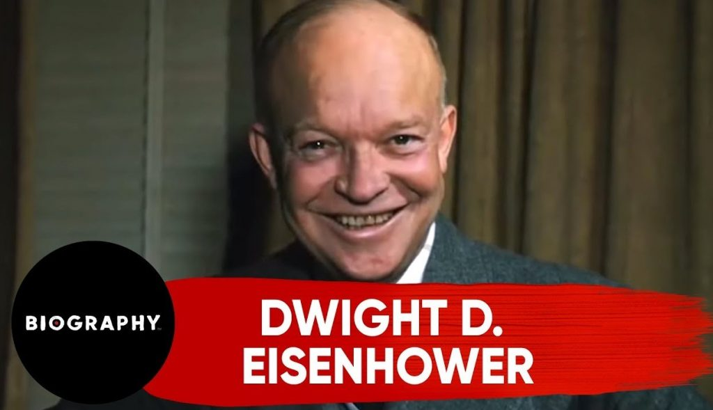 who was Dwight D. Eisenhower
